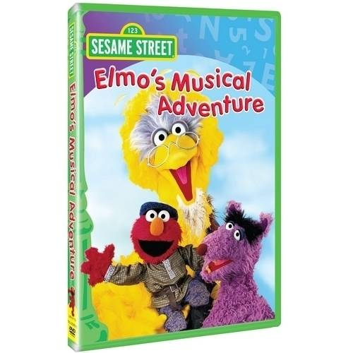 Elmo's Musical Adventures: The Story Of Peter And The Wolf (Full Frame)