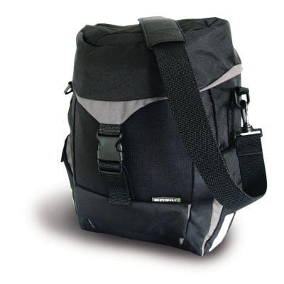 Basil Sport Single Bicycle Bag (Black)