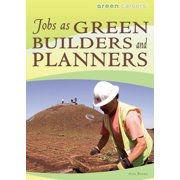 Jobs as Green Builders and Planners - eBook