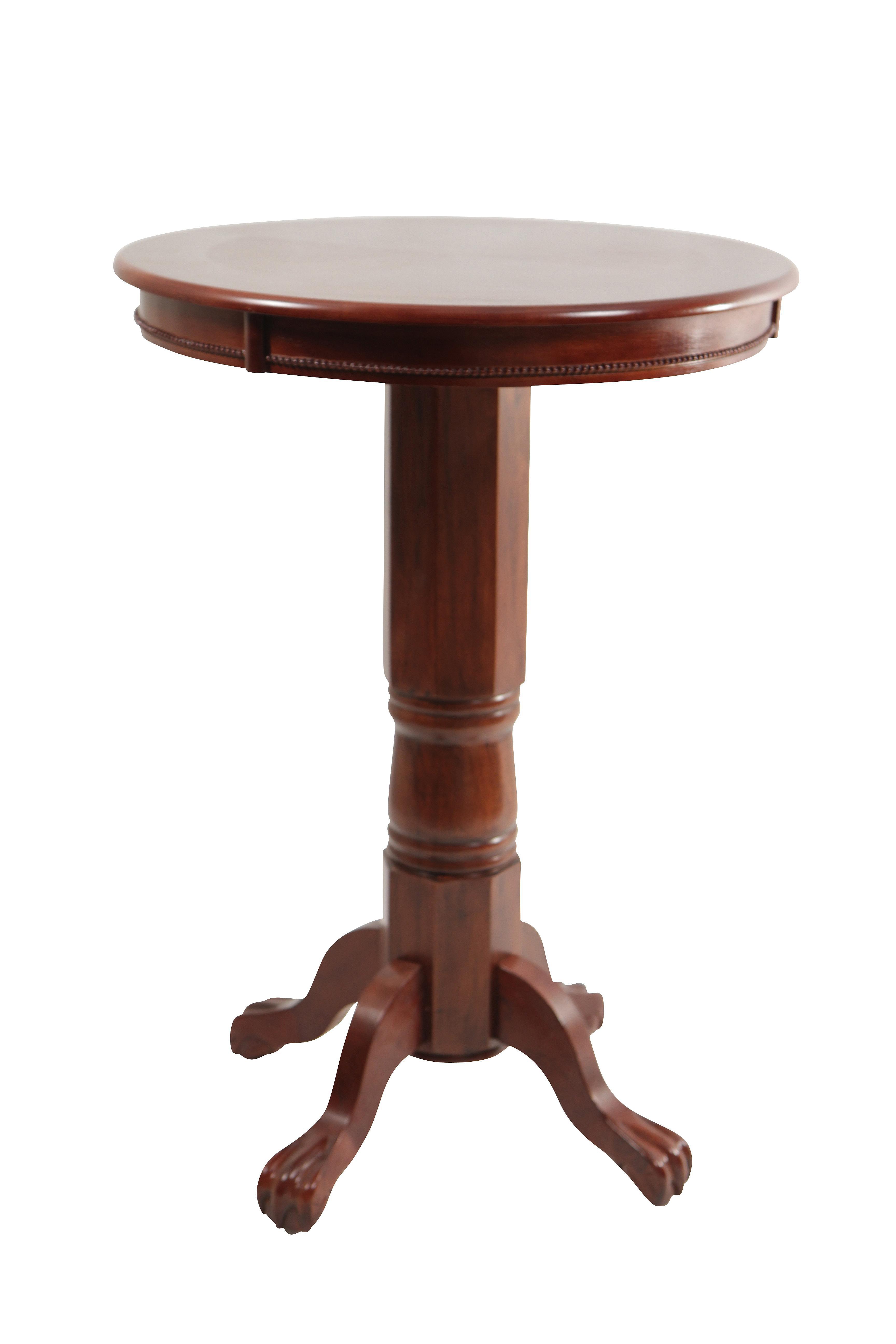 Boraam Industries Florence Pedestal Pub Table by Boraam