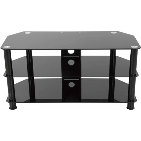 AVF TV Stand with Cable Management for up to 50″ TVs, Multiple Colors