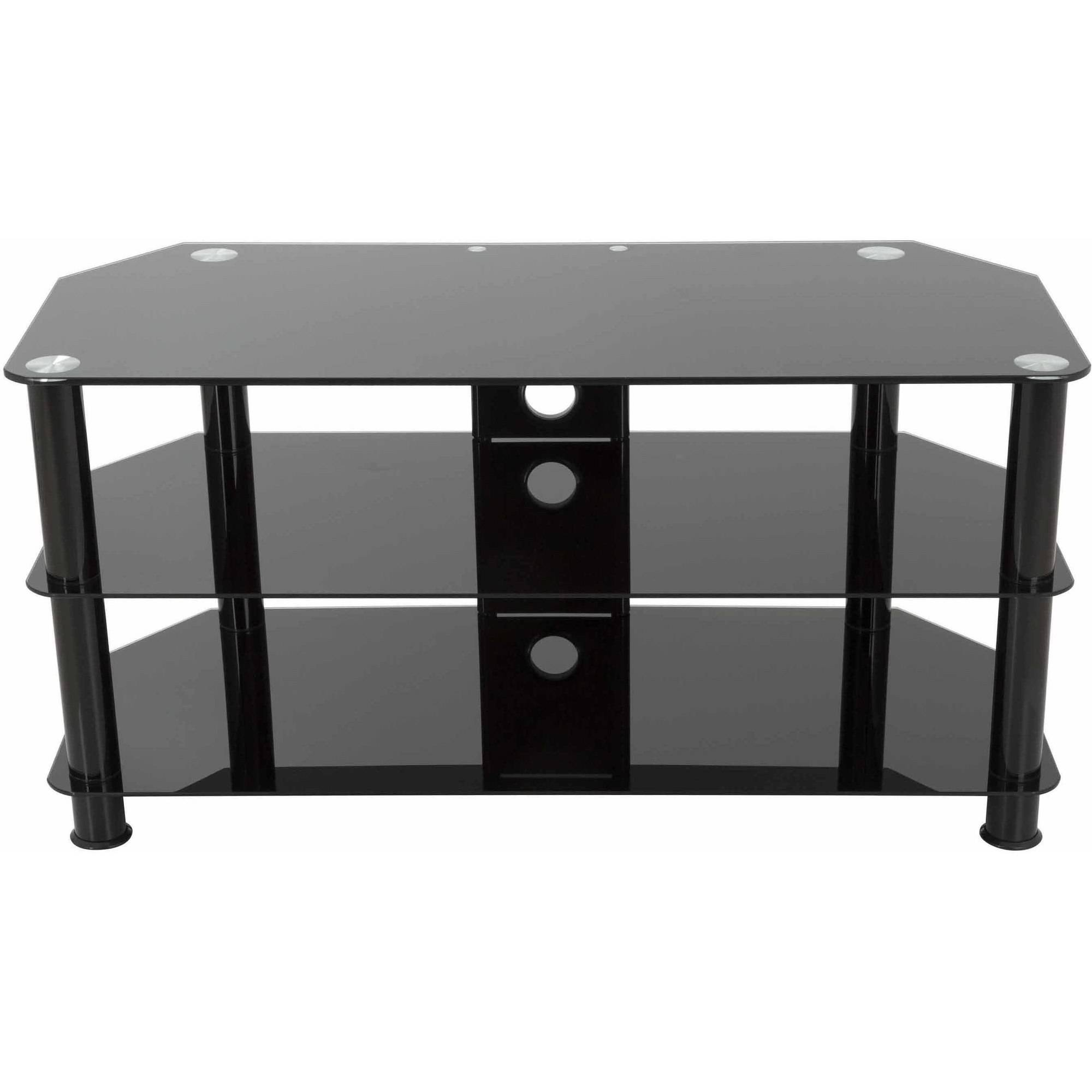"AVF TV Stand with Cable Management for up to 50"" TVs, Multiple Colors"