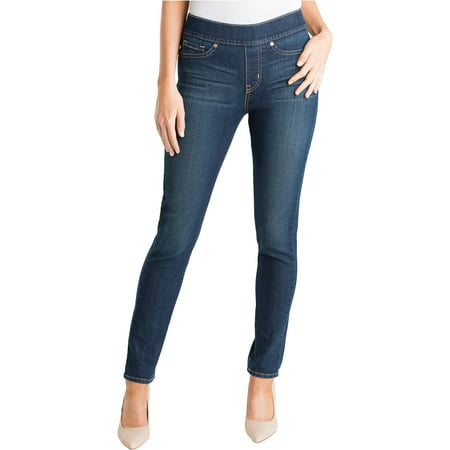 Signature by Levi Strauss & Co. Women's Totally Shaping Pull On Skinny Jeans - Product
