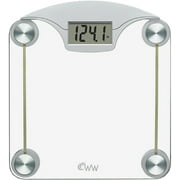 Weight Watchers by Conair Digital Glass Scale 1 ea (Pack of 6)
