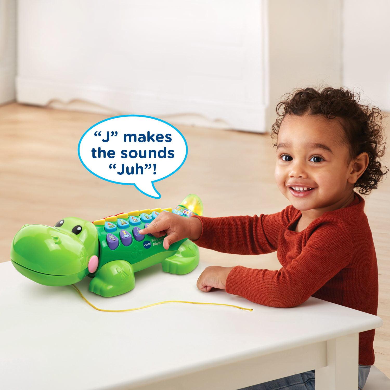 Pull & Learn Alligator™ Walmart