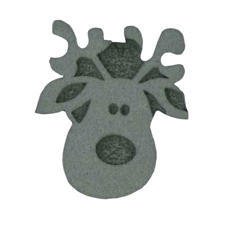 Ruby Red Face Painting Stamps - (Ruby Reindeer)