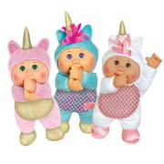 Cabbage Patch Kids Walmart Exclusive Cuties 3-Pack - Includes Three 9 inch Fantasy Friend Cuties