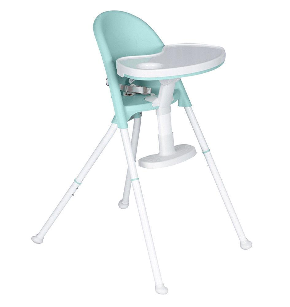 Baby High Chair Infant Toddler Feeding Seat Adjustable Portable Snack Stool by BuyHive