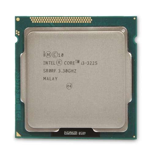 Intel BX80637I33225 Core i3-3225 Processor - Dual Core, 3MB L3 Cache, 3.30GHz, Socket H2 (LGA1155), 55W, 650-1050 MHz, F