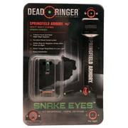 Dead Ringer Snake Eyes Pistol Sight Springfield XDS, .45 ACP or 9mm