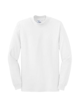 Port & Company Men's Comfort Stretch Turtleneck Sweater