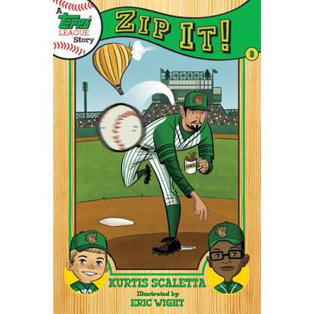 A Topps League Story : Book Three: Zip It! (Three 6 Mafia Most Known Unknown Zip)