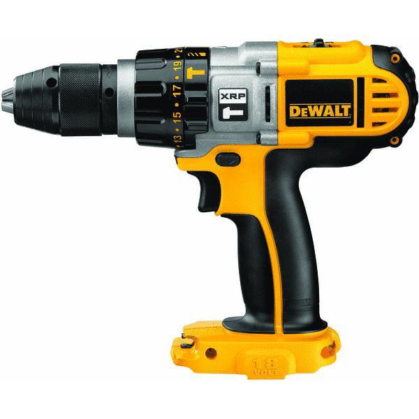 DeWALT Xrp Cordless Hammerdrill - Bare Tool 18.0 V 3 Spee...