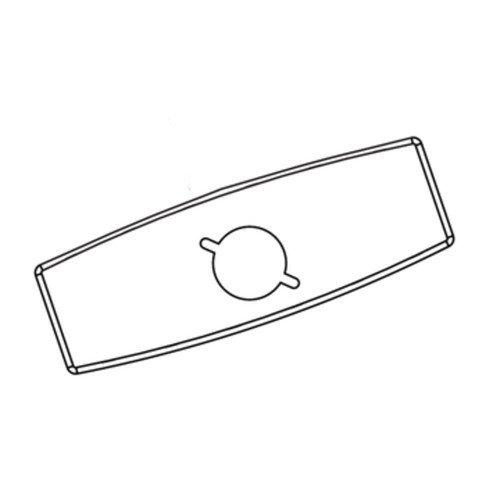 Moen Commercial 4'' Deck Plate
