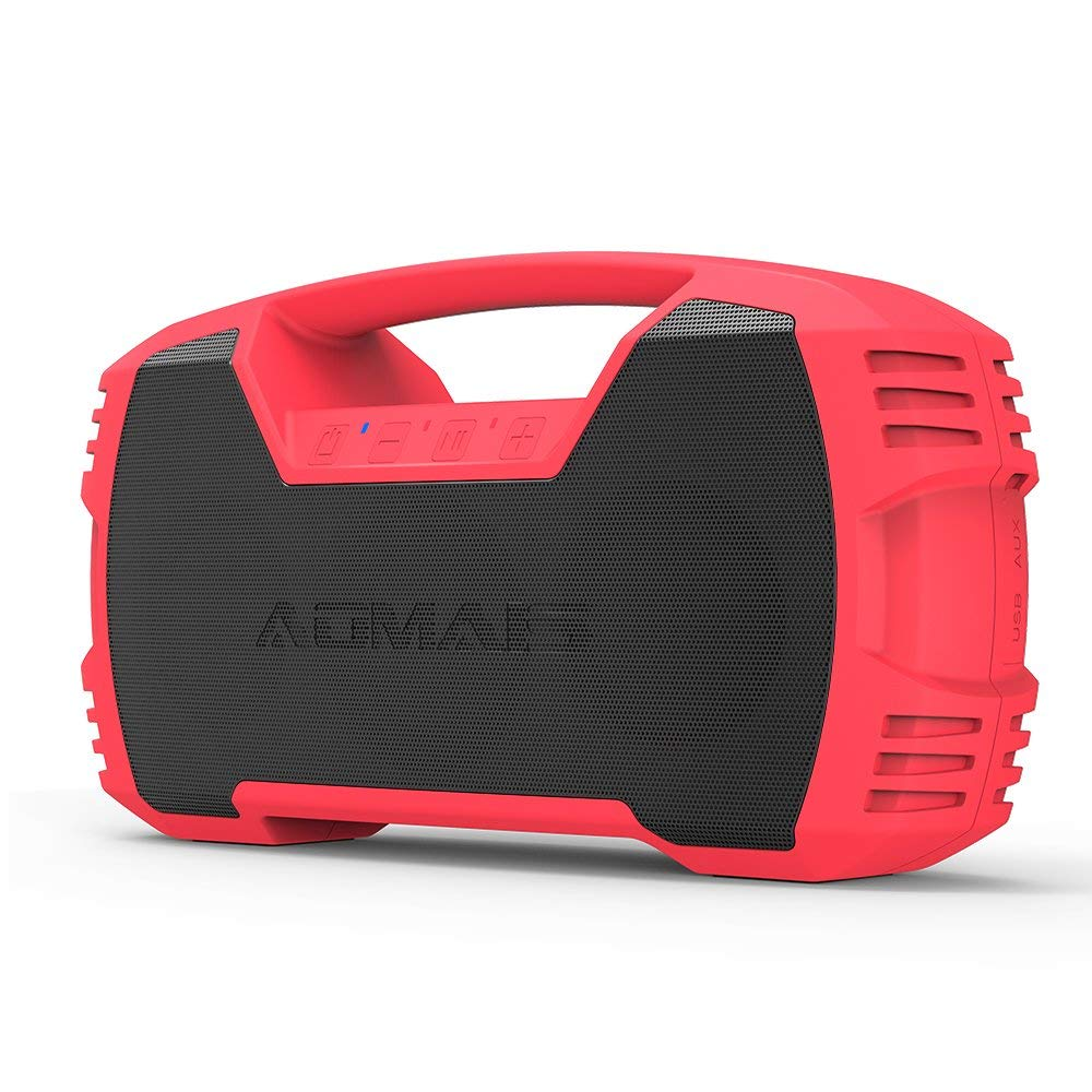 AOMAIS GO Bluetooth Waterproof Portable Indoor//Outdoor 30W Wireless Speaker NEW
