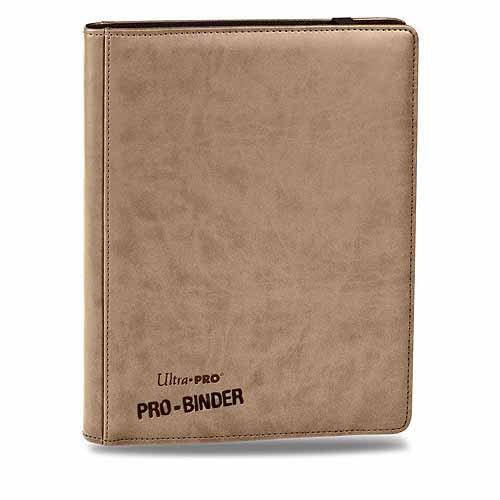 Ultra Pro Premium PRO-BINDER 9-Pocket Album, White