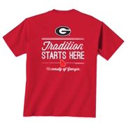 New World Graphics Georgia Bulldogs UGA Tradition T-shirt