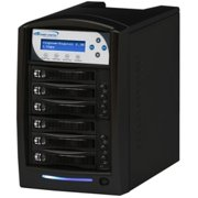 HDDSHARK HARD DRIVE TOWER STAND-ALONE HDD 1:5 DUPL COPIER