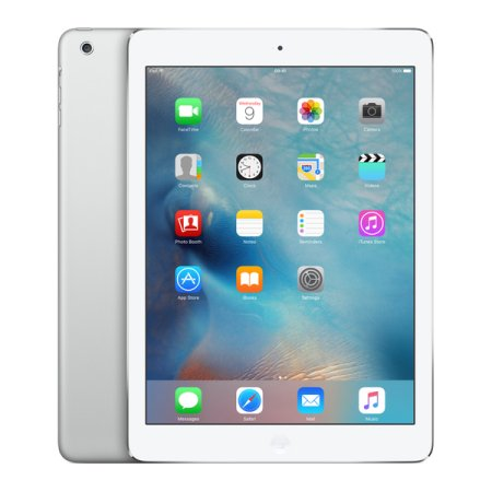 Refurbished Apple iPad Air 16GB Silver Wi-Fi ME913LL/A