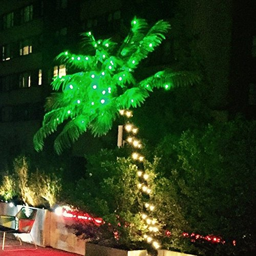 Lightshare 5FT Palm Tree with 56 Lights Green LED