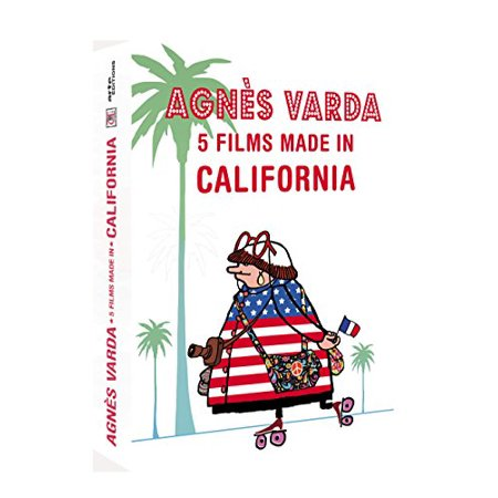 Agn s Varda - 5 films made in California ( Uncle Yanco / Black Panthers / Lions Love ... And Lies / Mur murs / Documenteur ) ( Oncle Yanco ) [ NON-USA FORMAT, PAL, Reg.0 Import - France ]