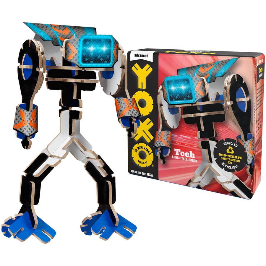 YOXO Advanced Tech Robot Mini Links Eco-Smart Construction Kit by YOXO