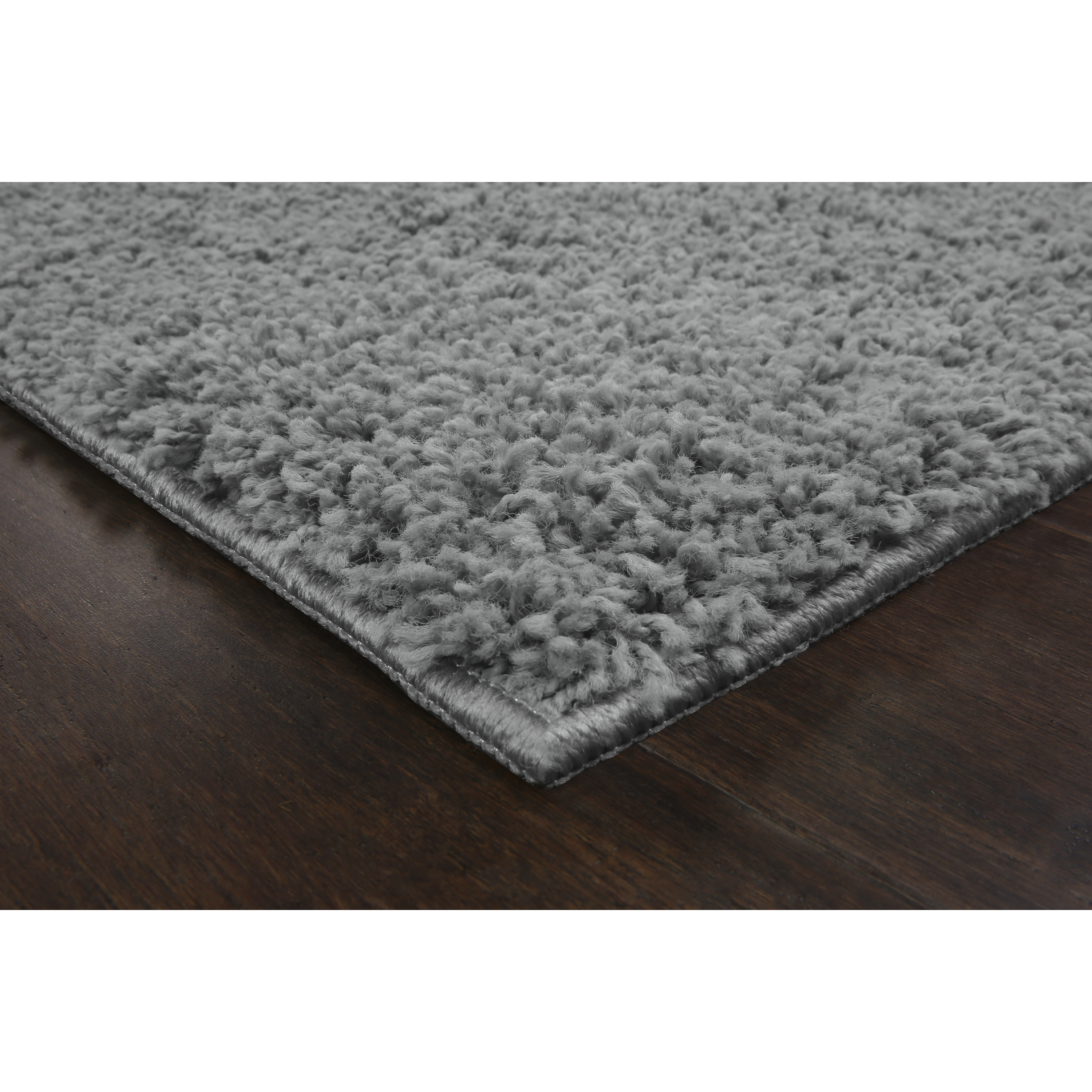 Captivating Mainstays Olefin Shag Area Rug Collection Image 3 Of 3