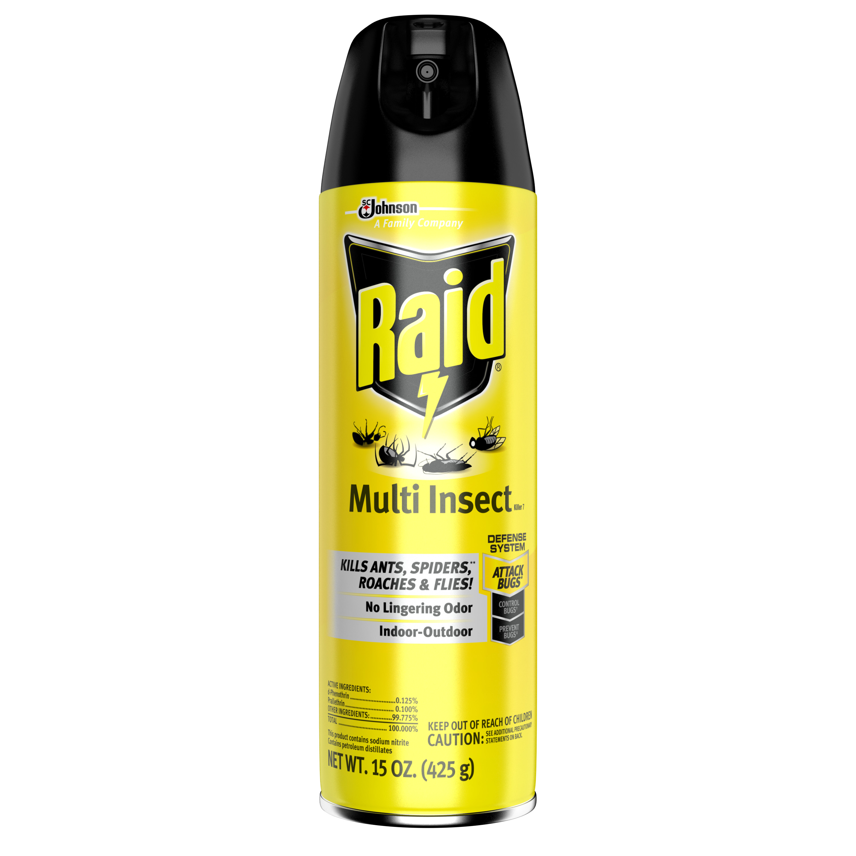 Raid Multi Insect Killer 15 Ounces