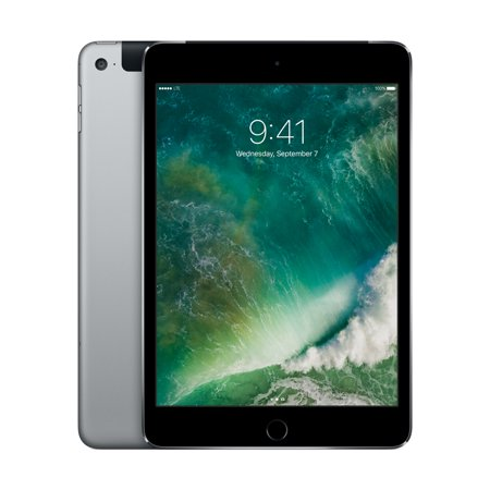 Apple iPad mini 4 128GB Wi-Fi - Space Gray