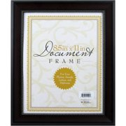 """8.5"""" x 11"""" Mahogany Document and Diploma Picture Frame"""
