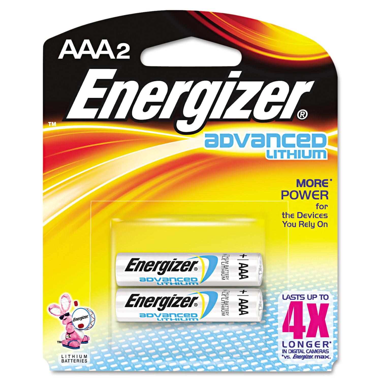 Energizer 40AA Ultimate Lithium Long Lasting Leakproof Batteries