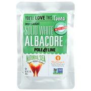 Natural Sea No Salt Added Albacore Tuna, 3 Oz.