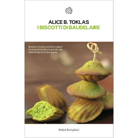 I biscotti di Baudelaire - eBook (I Biscotti Di Halloween)