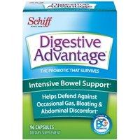 6 Pack - Digestive Advantage Intensive Bowel Support, 96 Capsules