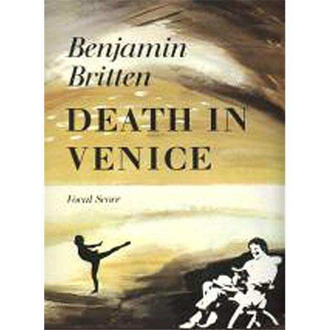 Alfred 12-0571505147 Death in Venice - Music Book - image 1 of 1