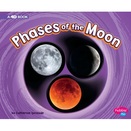 Phases of the Moon : A 4D Book - Halloween Moon Phase 2017