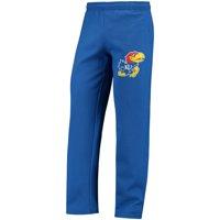 Kansas Jayhawks Fanatics Branded Big Logo Sweatpants - Royal