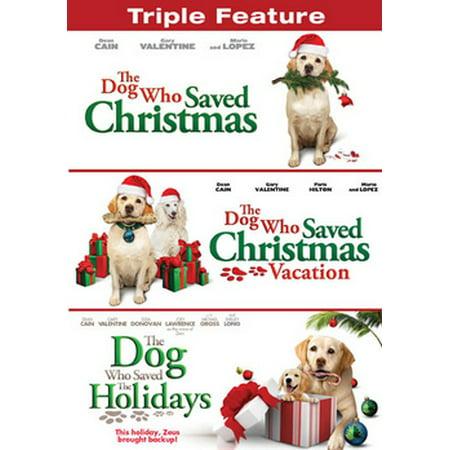The Dog Who Saved Christmas & The Holidays Collection (DVD)