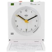 Braun Desk Clock BNC005WHWH