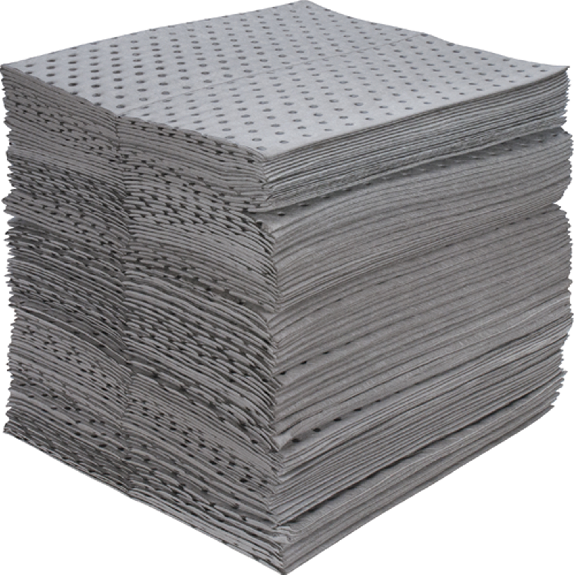 Feuilles d'absorbants en fibres fines - Calibre industriel - Universel - image 1 de 1