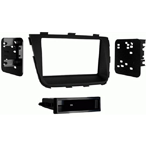 Metra 95-5850B Car Stereo Double-Din Radio Install Dash Kit for Super Duty