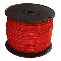 WIRE BLDG 14STR THHN 500FT RED