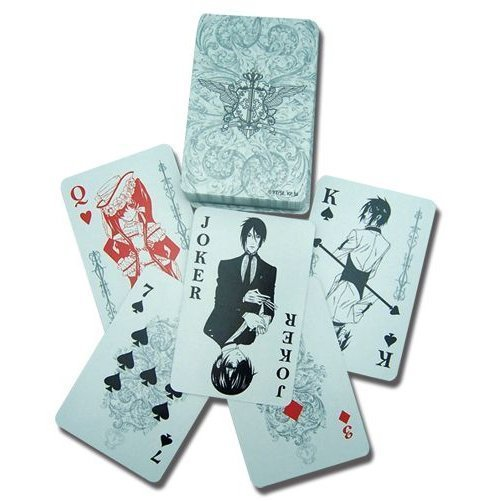 Black Butler: Playing Cards