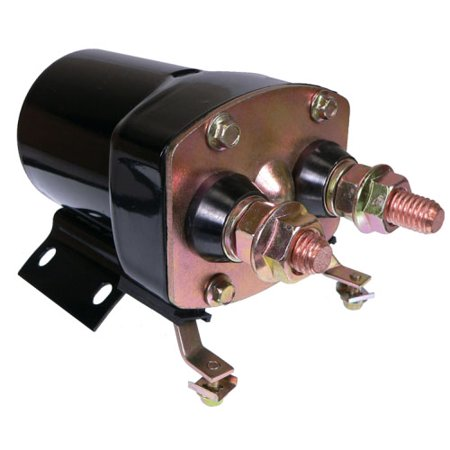 DB Electrical SDR6025 Solenoid Relay For Delco 40MT 50MT 12 Volt Starter Caterpillar 2N1973, 7L6586 /Delco 1119835, 1119853, 1119879, 1119897, /Dubois 741879 /Ford C3TZ-11390-A, SW1287,