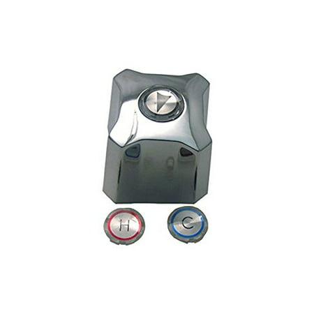 (LARSEN SUPPLY CO. INC. HC-285MB Kohler Chrome Shower Handle)