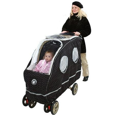 dd8a9770f464 Warm As A Lamb - Tandem Stroller Winter Coat Cover