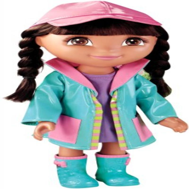 Fisher-Price Dora the Explorer Dress Up Collection Fashions - Rainy Day