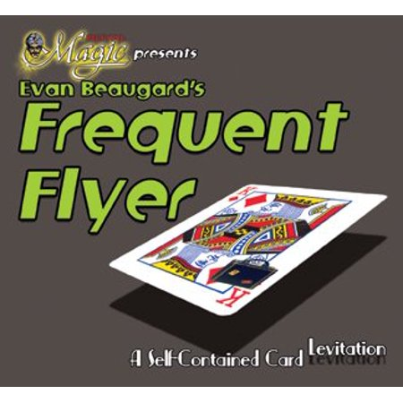 Frequent Flyer by Evan Beaugard by Fun Inc. - image 1 of 1