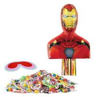 Avengers Iron Man 3D Pinata Kit