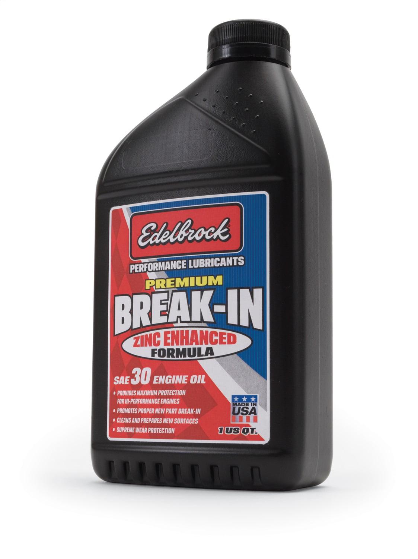 Edelbrock 1080 High Performance Premium Break In Oil